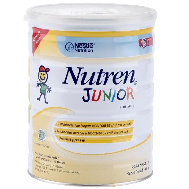 Sữa tăng cân Nutren - Thụy Sĩ