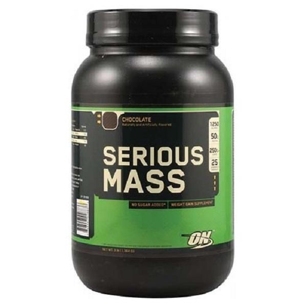 Sữa tăng cân Serious Mass 3LBS