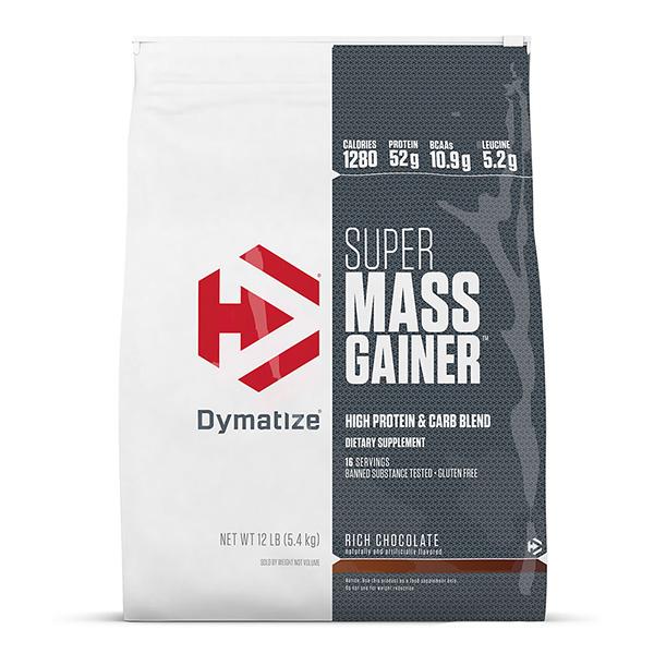 Super Mass 5.4kg tăng cân nhanh