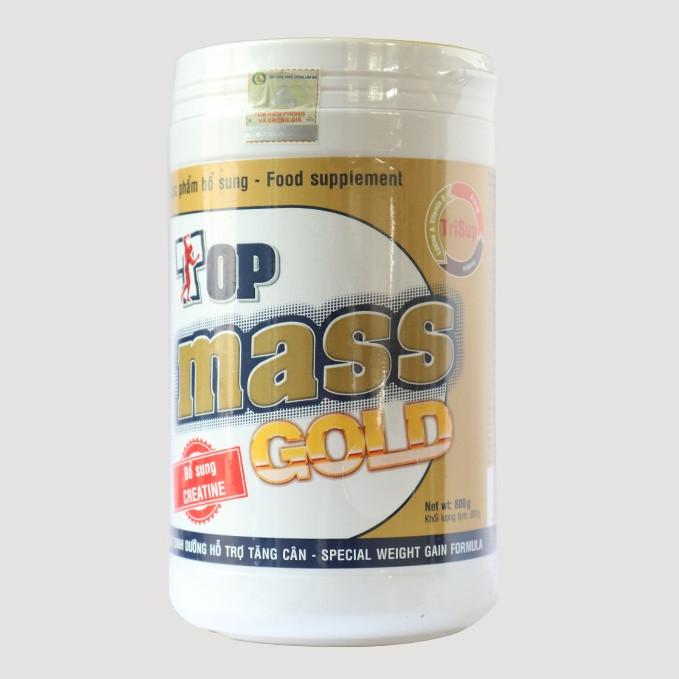 Sữa tăng cân Top Mass Gold