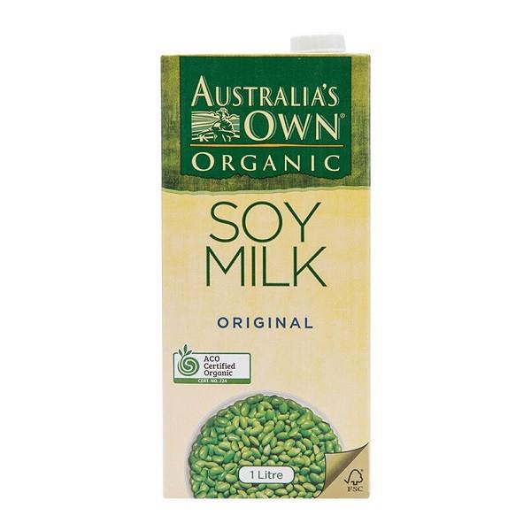 Sữa tươi tiệt trùng Úc Australia's Own