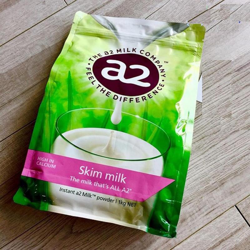Sữa tươi dạng bột tách béo A2 Milk Instant Skim Milk Powder