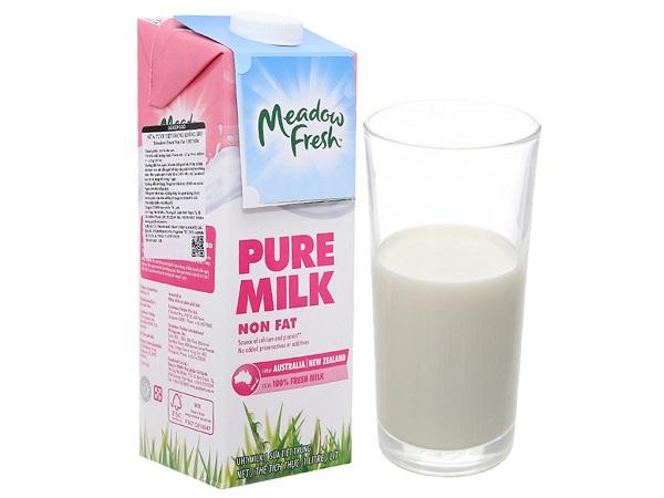 Sữa tươi không béo Meadow Fresh