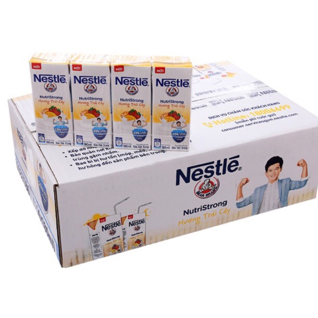 Sữa tươi nguyên chất tiệt trùng Nestle Fresh Milk