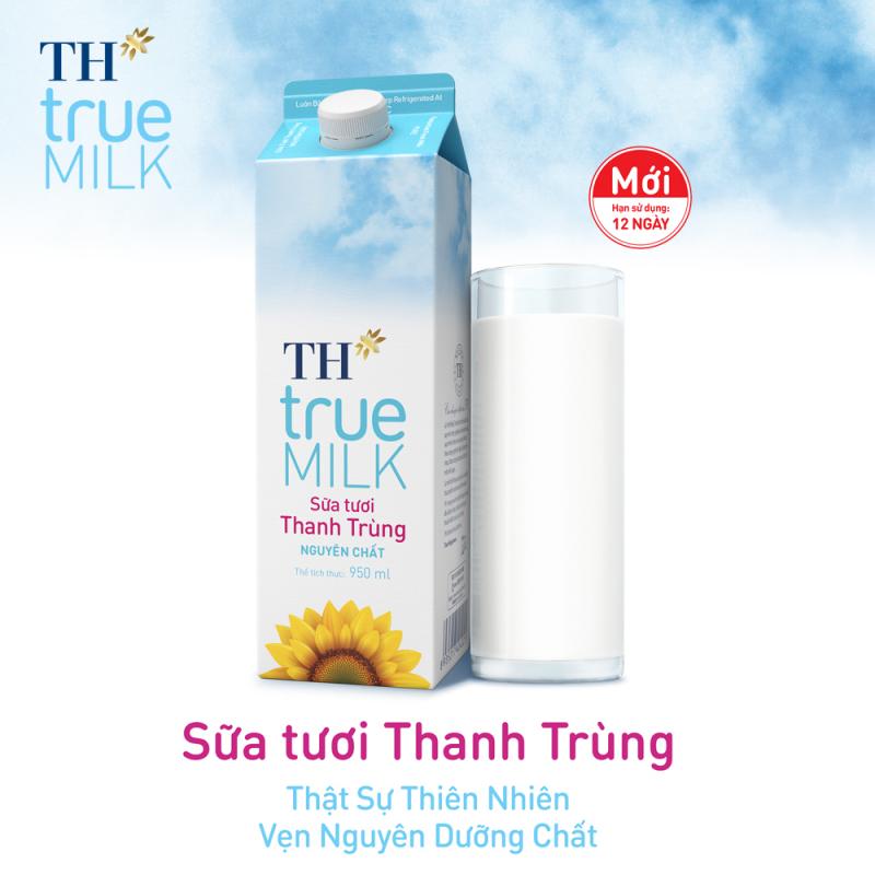 Sữa tươi thanh trùng TH true MILK