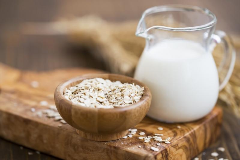 Sữa tươi yến mạch