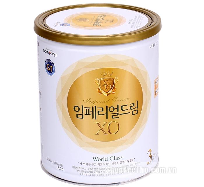 Sữa XO nhập khẩu từ Hàn quốc