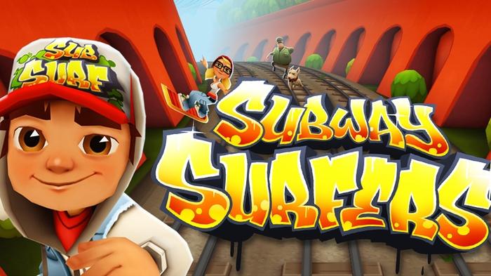 Subway Surfers: giải trí đơn giản, nhẹ nhàng, dễ thao tác
