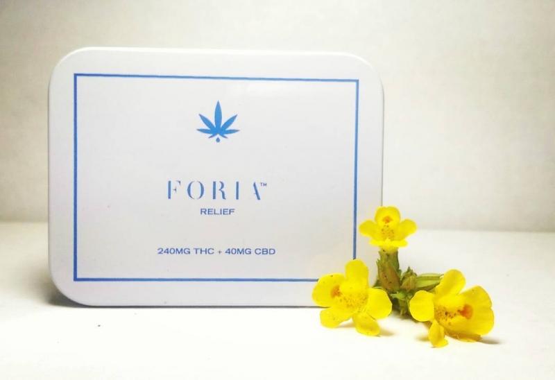 Foria Relief giúp chị em thoát khỏi cảm giác đau đớn và khó chịu trong ngày