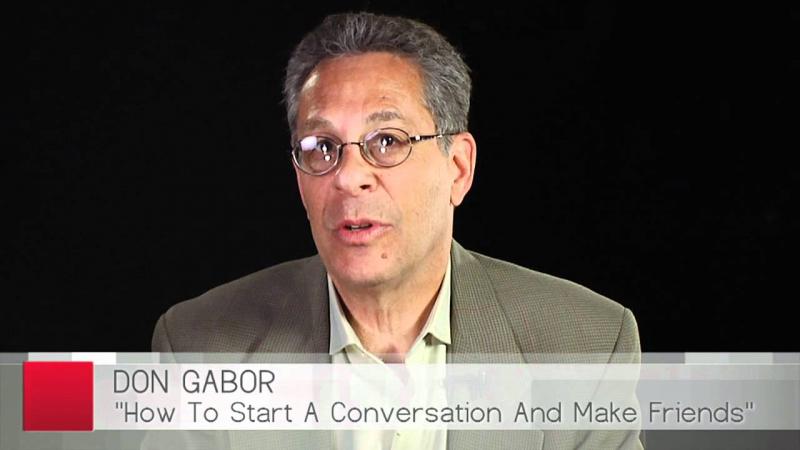 Don Gabor - Tác giả cuốn sách