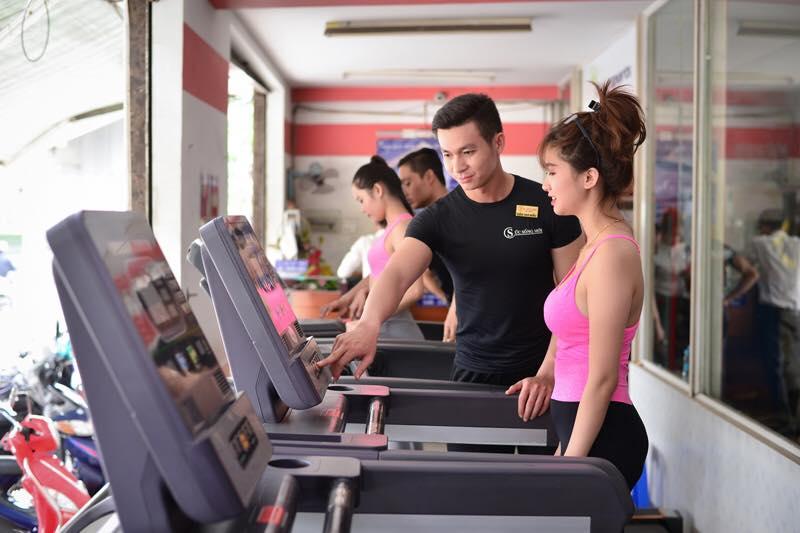 Sức Sống Mới Gym