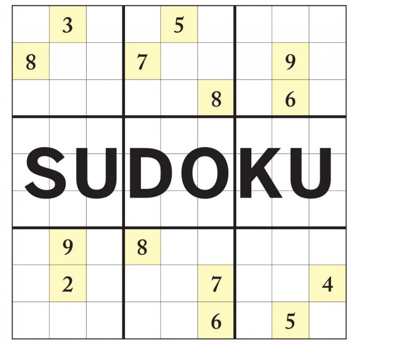 Sudoku – trò chơi toàn số thông minh vô cùng