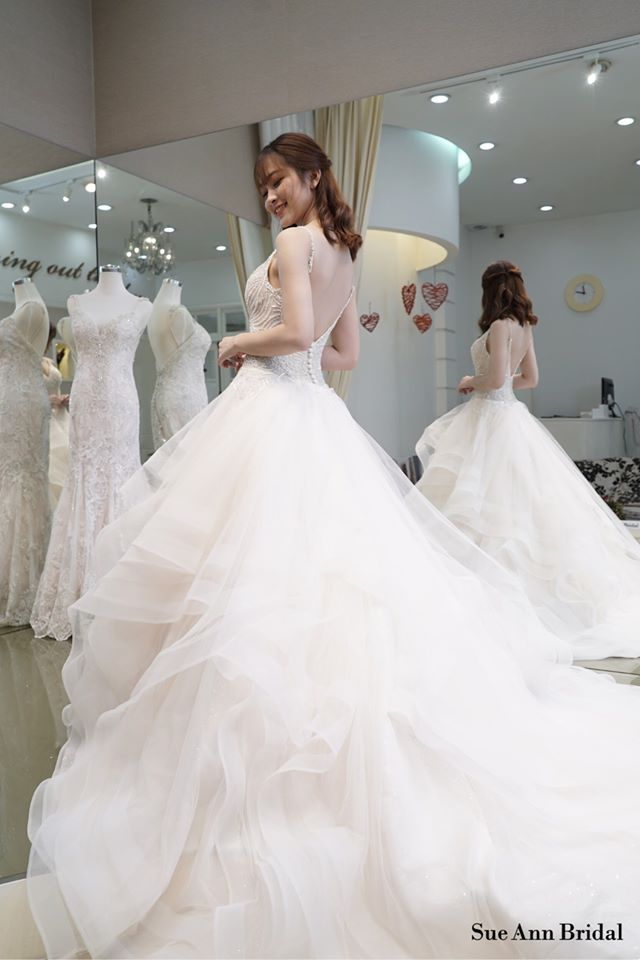 Sue Ann Bridal