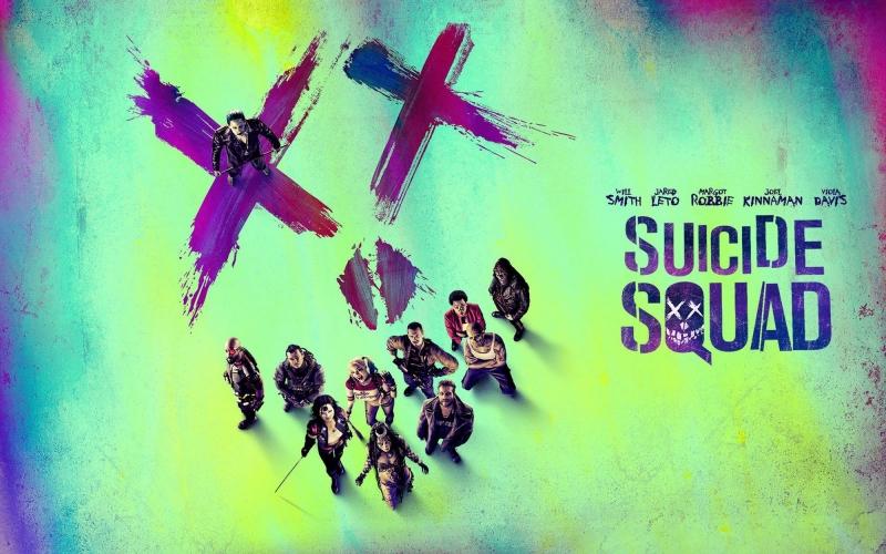 Trò chơi được dựa trên nền tảng bộ phim Suicide Sqad