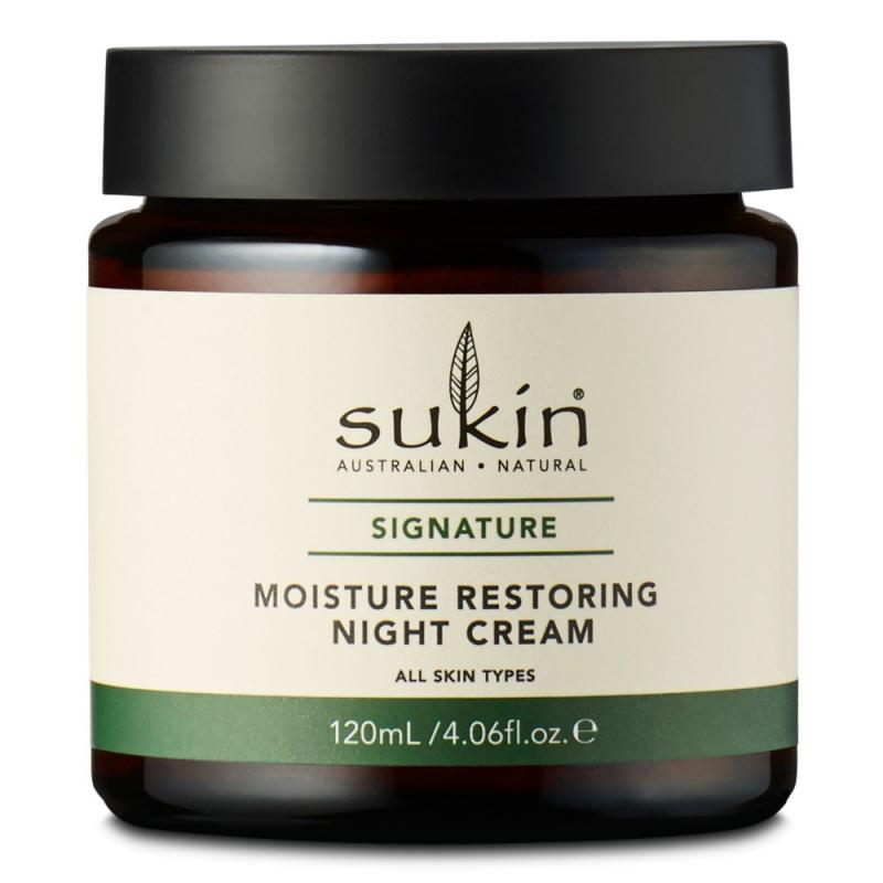 Sukin Signature Moisture Restoring Night Cream