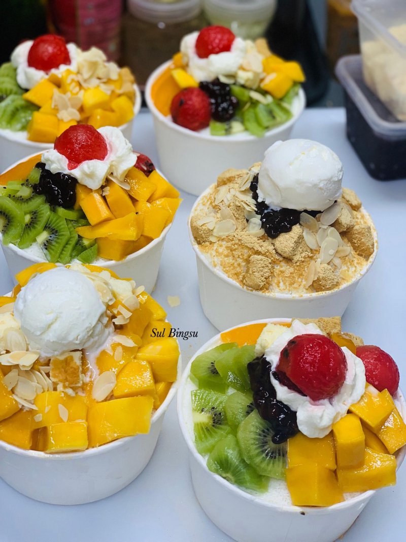 Sul Bingsu - Korean Dessert & Coffee