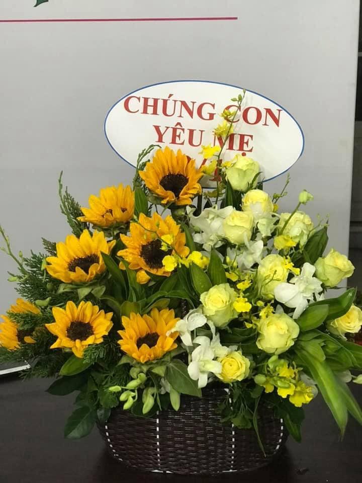 Top 5 shop hoa tươi đẹp nhất quận 12, TP. HCM