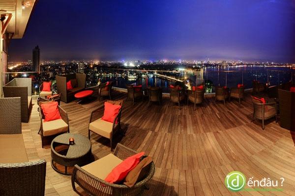 Summit Lounge – Khách sạn Sofitel Plaza