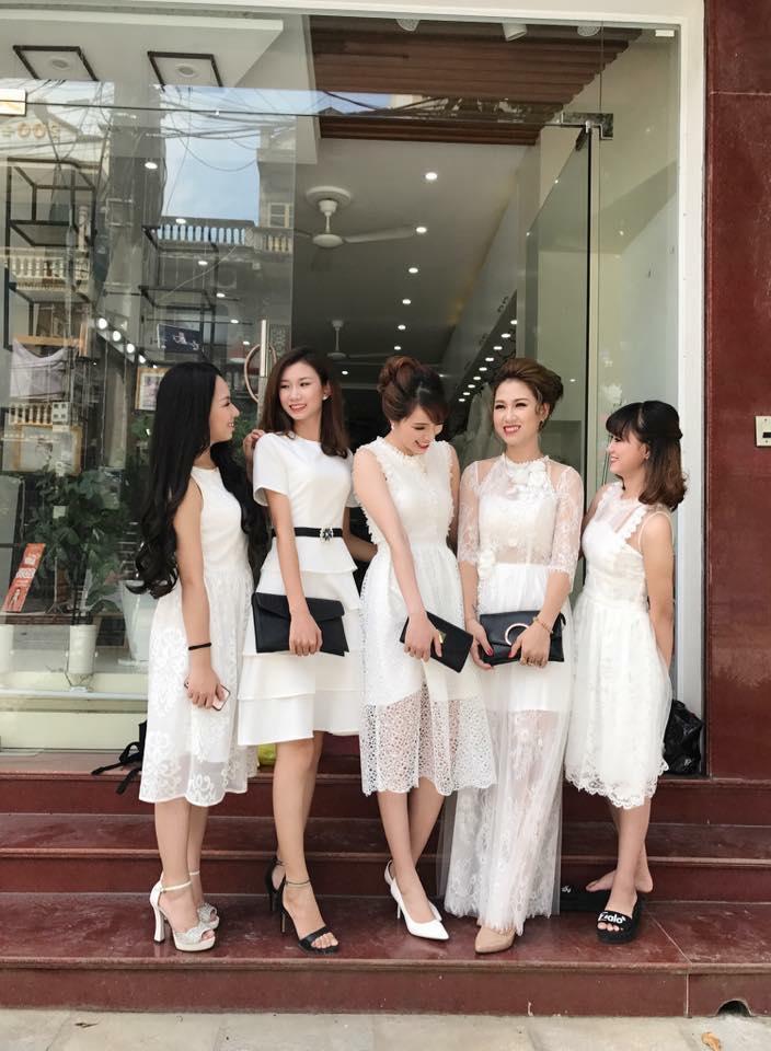 Sun Boutique là một thiên đường đầm dự tiệc giá rẻ mà vẫn chất lượng, đầy đủ phong cách dễ thương, trưởng thành, gợi cảm, vintage,… đáp ứng được mọi yêu cầu, sở thích của các chị em