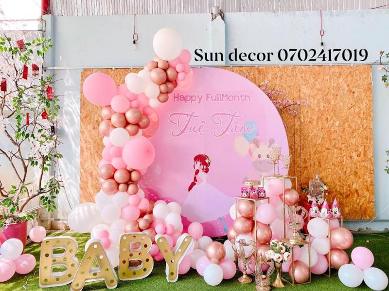 Top 5 Cửa hàng bán đồ trang trí sinh nhật đẹp và chất lượng nhất Huế.