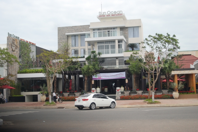 Sun Ocean Cafe - Restaurant