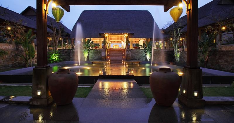 Sun Spa Resort - Villa & Bungalow là khu nghỉ mát duy nhất trên bãi biển Nhật Lệ