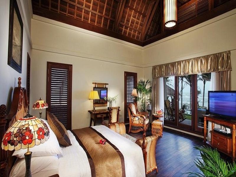 Phòng nghỉ tại Sun Spa Resort - Villa & Bungalow