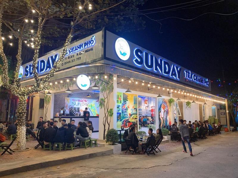 Sunday - Trà Chanh Phố Hồng Lĩnh
