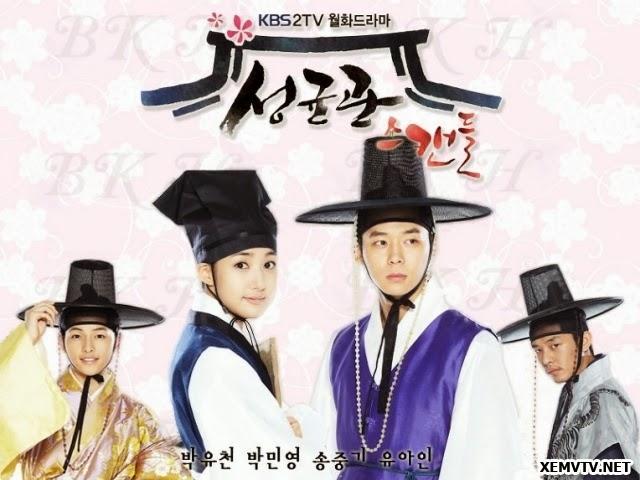 Sungkyunkwan Scandal (Chuyện tình ở Sungkyunkwan)