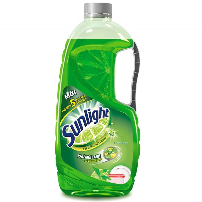 Theo báo cáo mới đây của Vinaresearch về mức độ phổ biến thương hiệu nước rửa chén tại Việt Nam, Sunlight của Unilever vẫn đang thống lĩnh thị trường.
