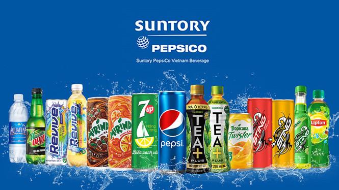 Suntory PepsiCo Việt Nam