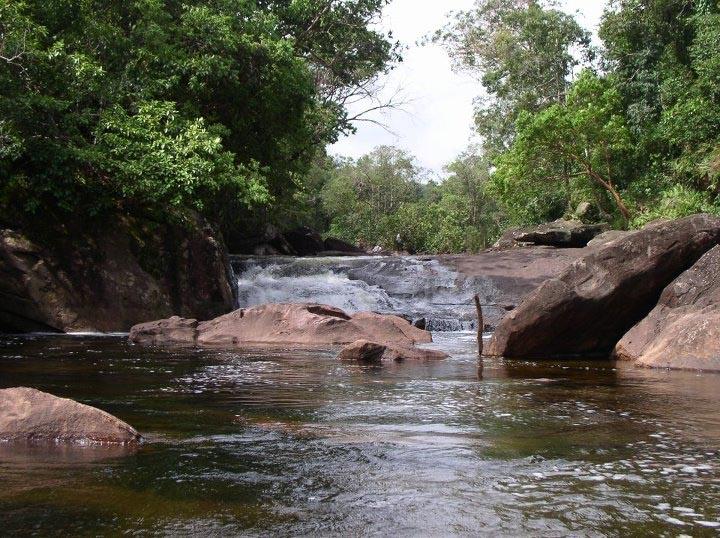 Suối Đá Bàn- Phú Quốc