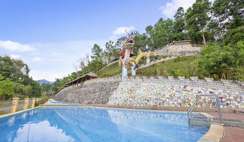 My Lam Mineral Spring