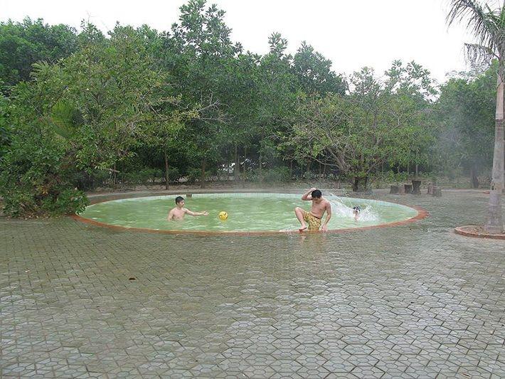 Suối Nước Khoáng Nóng Thanh Thủy