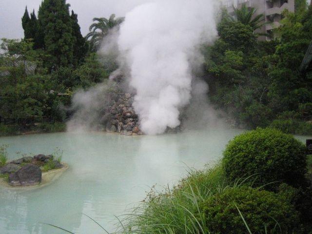 Suối nước nóng Hội Vân (Bình Định)