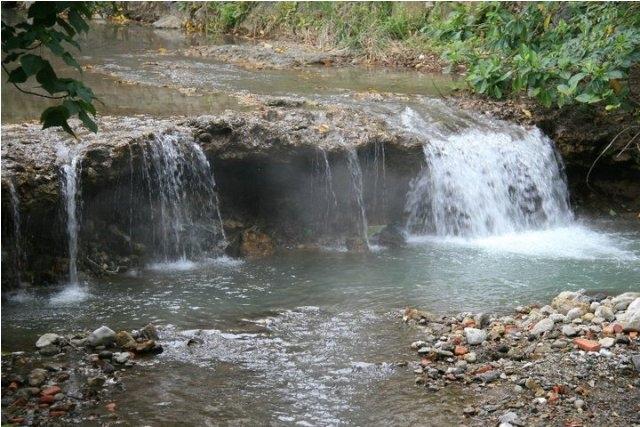 Suối nước nóng Mỹ Lâm