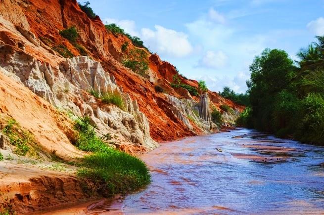 Bồng lai tiên cảnh của Bình Thuận