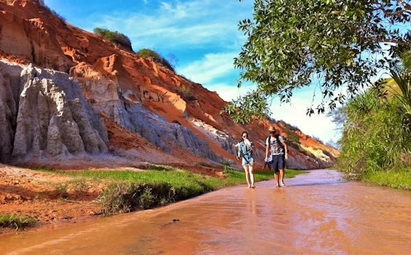 du lịch Suối Tiên- Phan Thiết