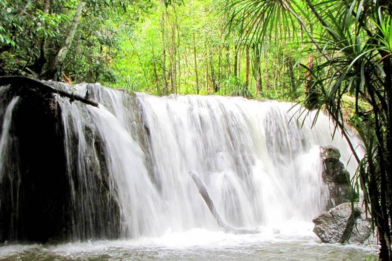 Suối Tranh- Kiên Giang