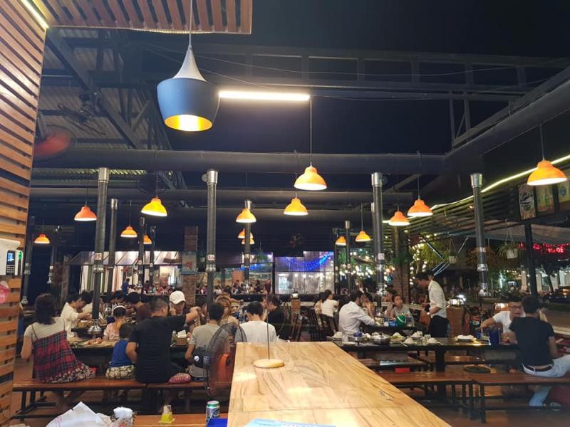 quán Sườn cay Grill & Beer