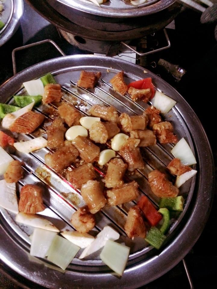 Soup xương bò Hàn Quốc