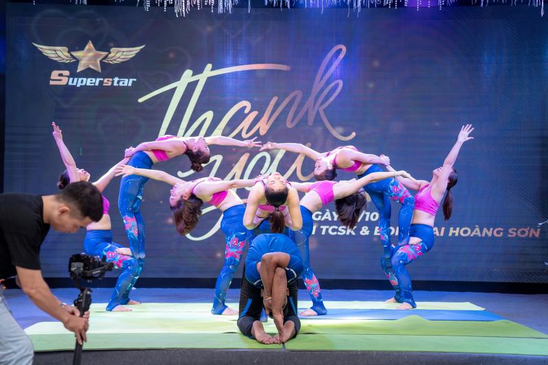 Super Star Fitness & Yoga
