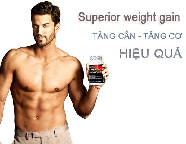 Superior Weight Gain