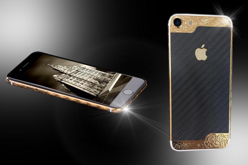 Supreme Goldstriker iPhone 3G 32GB có giá 3.200.000 USD
