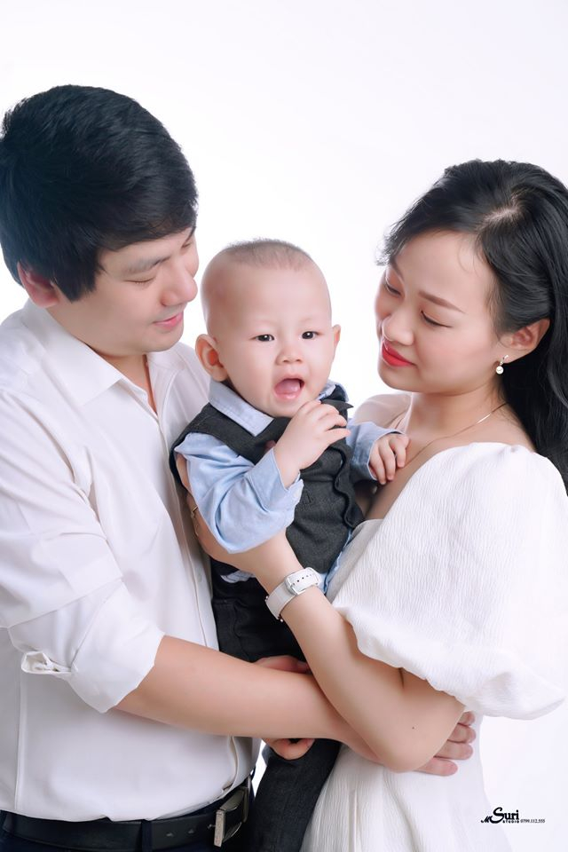 Suri Studio nhận chụp ảnh gia đình ngoại cảnh tạo