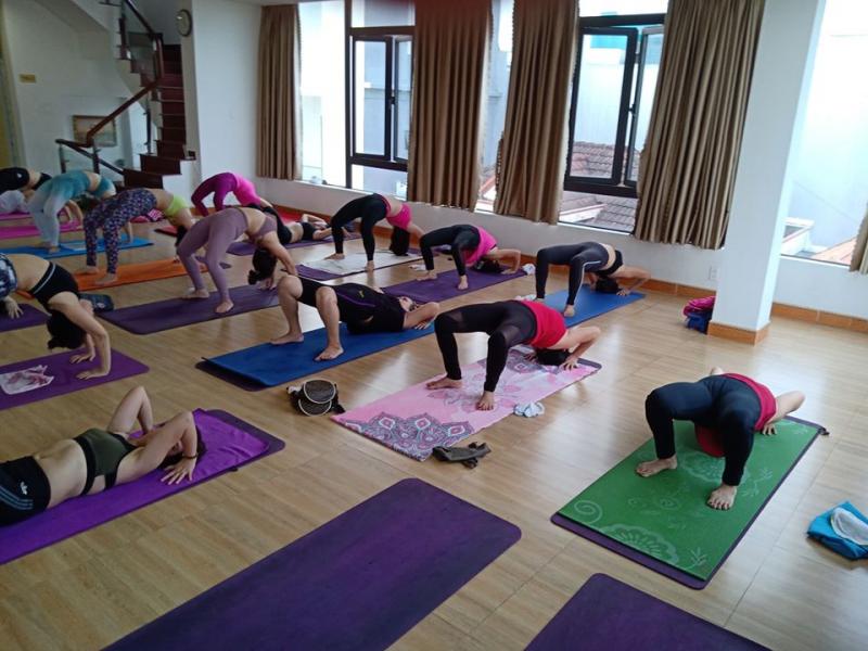 SURYA  Yoga & Dance