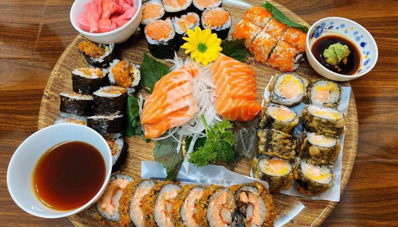 Sushi Thủ Đức