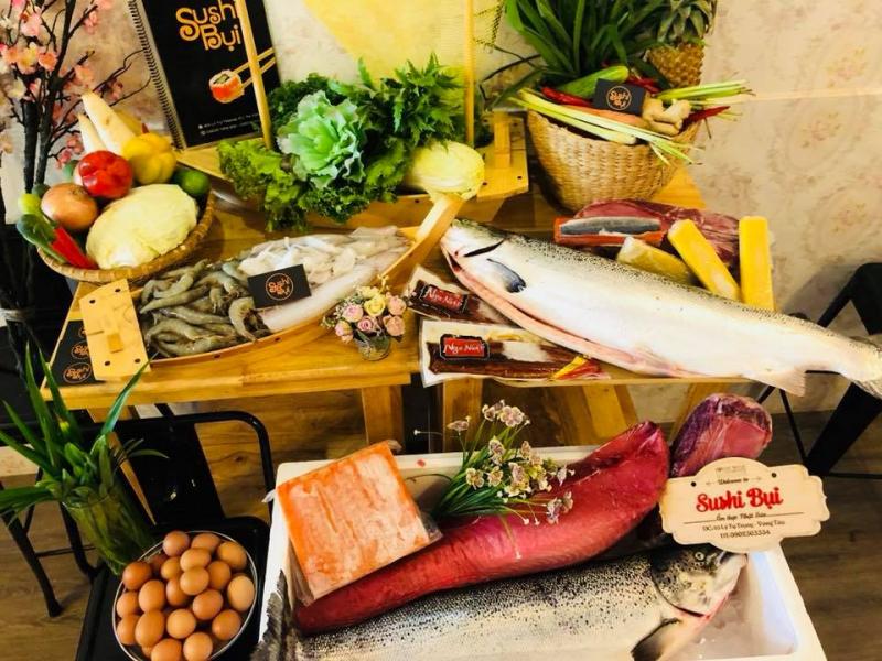 Sushi Bụi Vũng Tàu