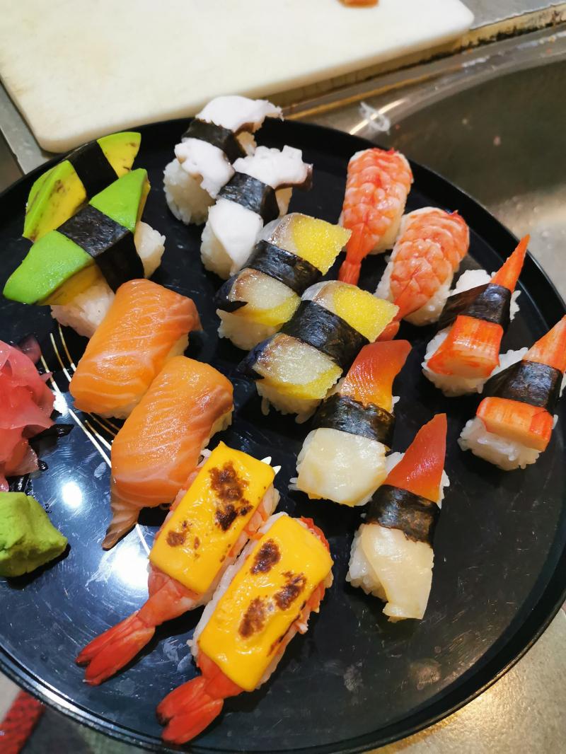 Sushi đường phố Sake Kissho