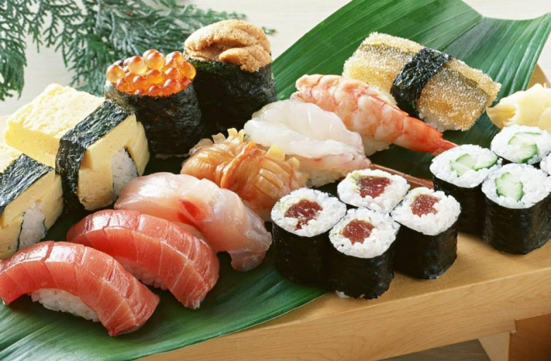 Sushi Heaven là một trong những quán sushi nổi tiếng tại khu vực thành phố Vũng Tàu